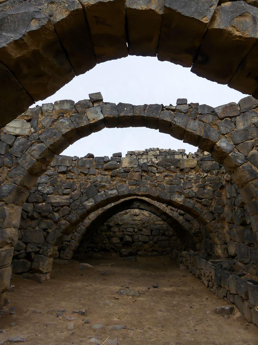 Jordanie - château du désert - Azrak