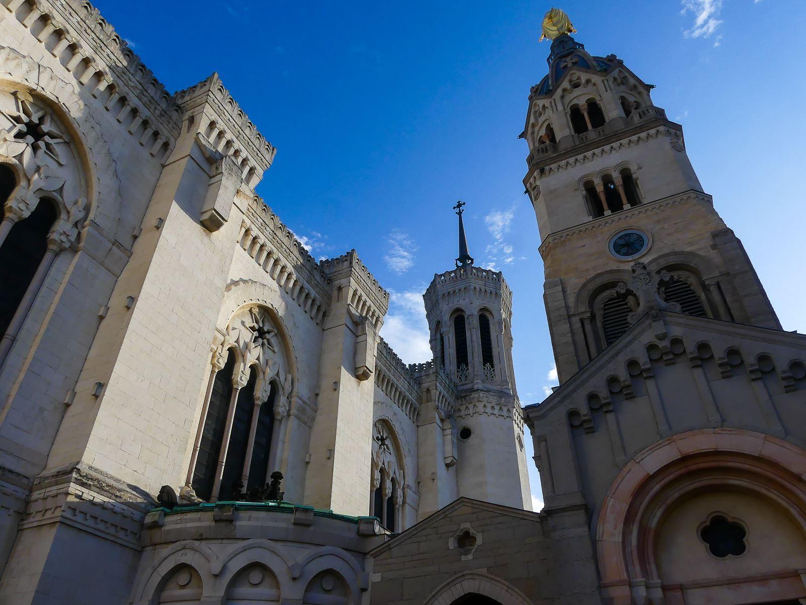 Lyon Notre Dame de la Fourviere