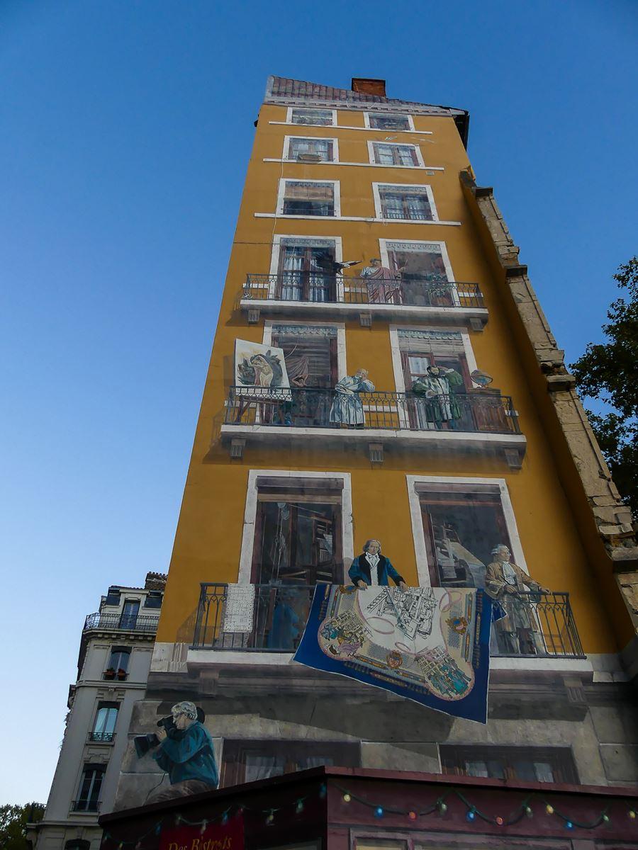 Lyon-Fresque des Lyonnais