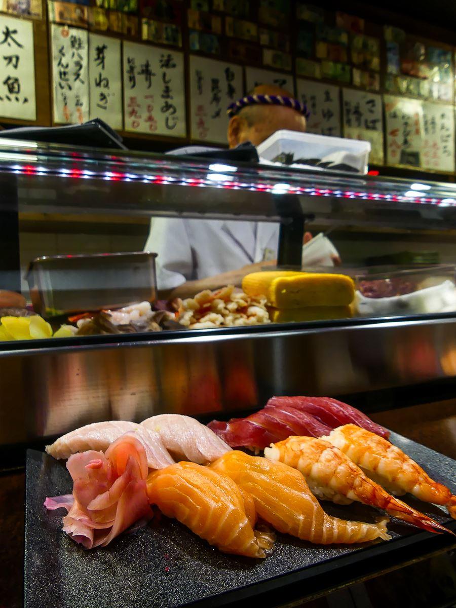 Sushis Japon
