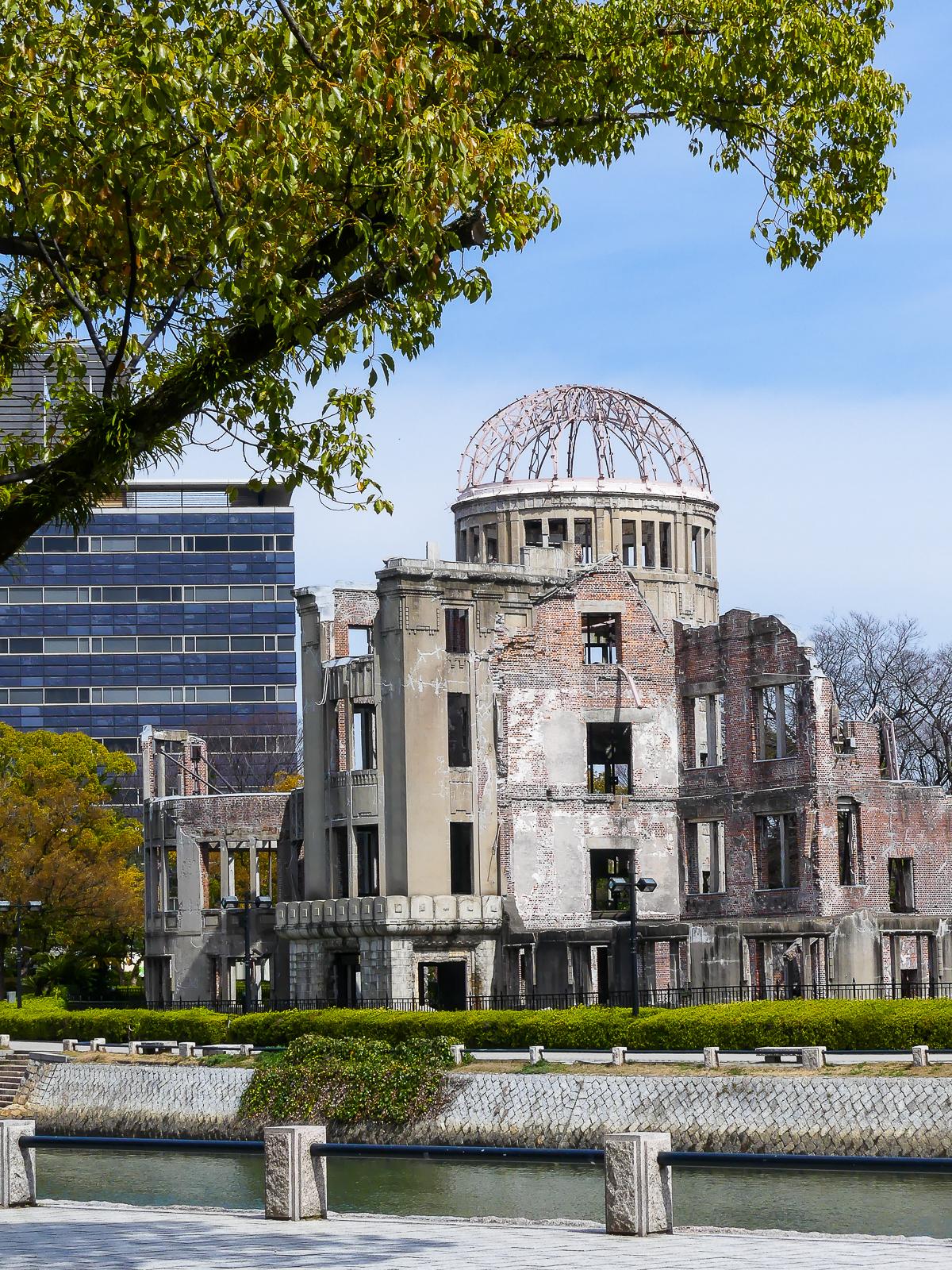 Hiroshima - Parc du Mémorial pour la Paix