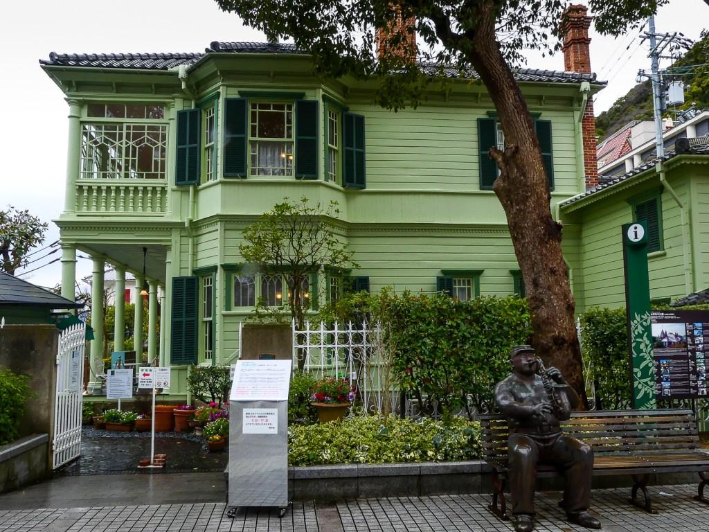 Maisons Kobe - quartier Kitano