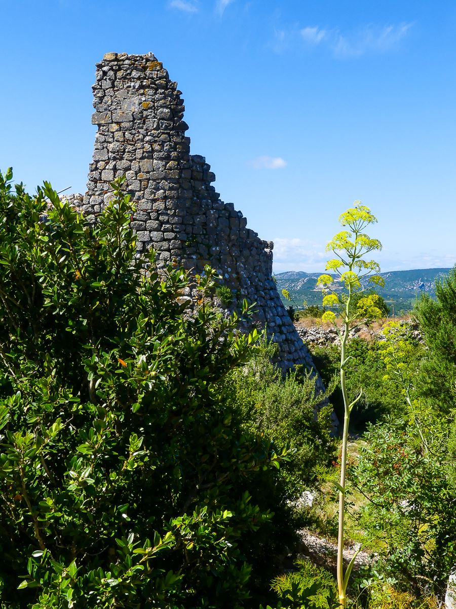 Château d'Opoul - Pyrénées Orientales