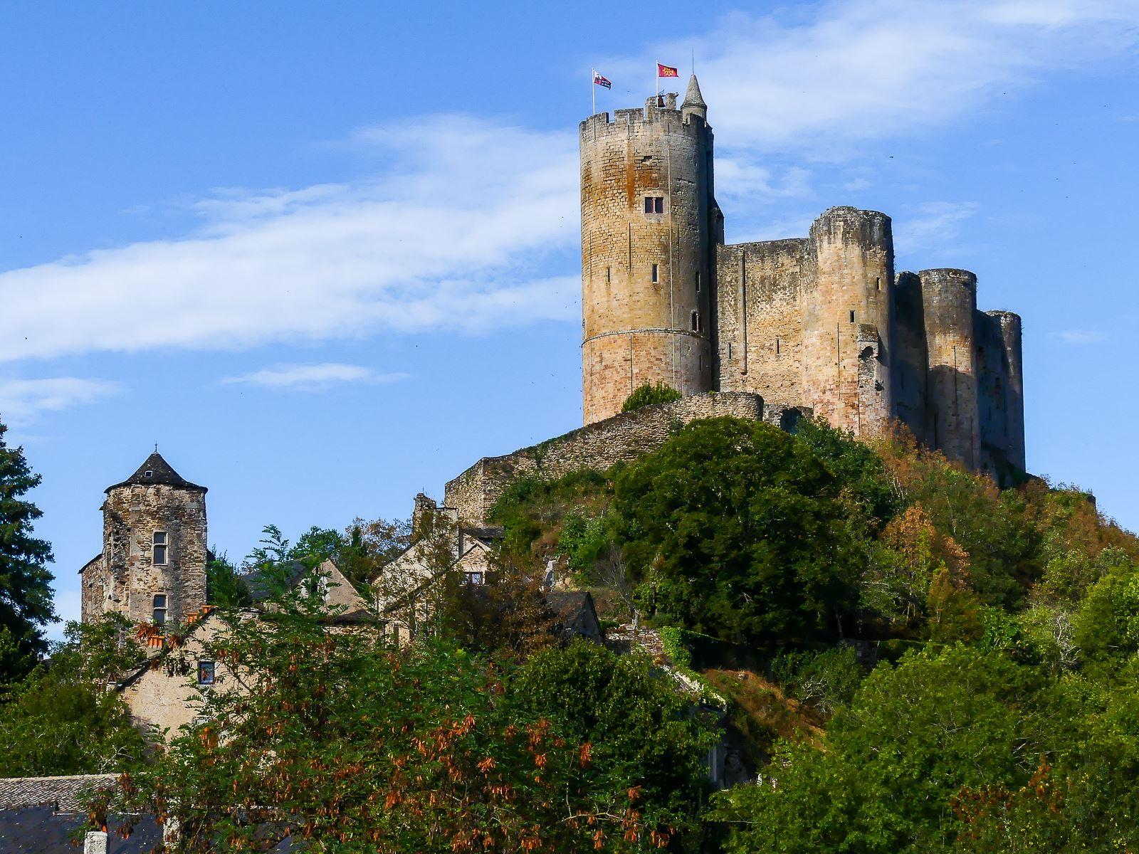 La forteresse de Najac