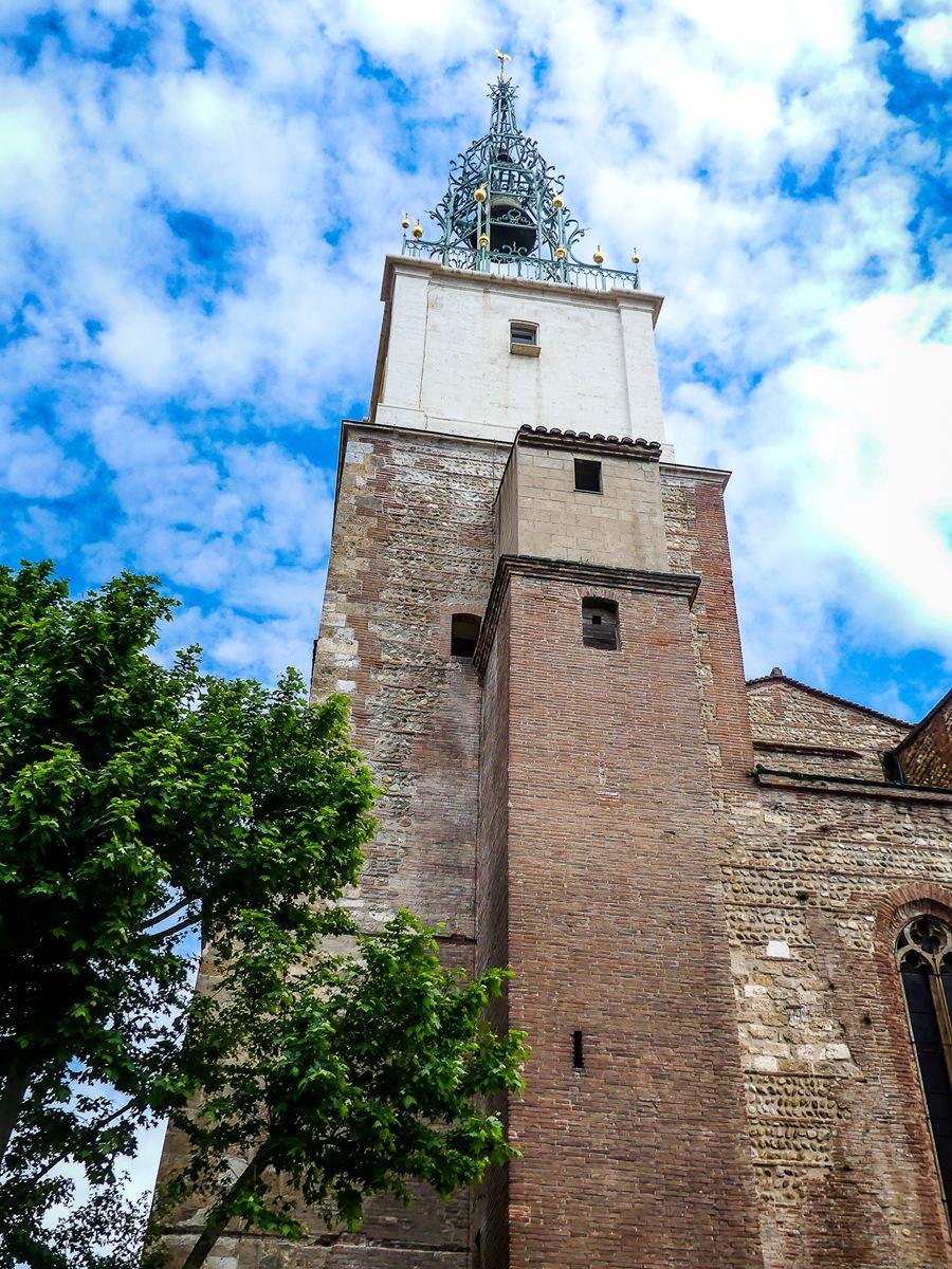 Visite de Perpignan - Cathédrale