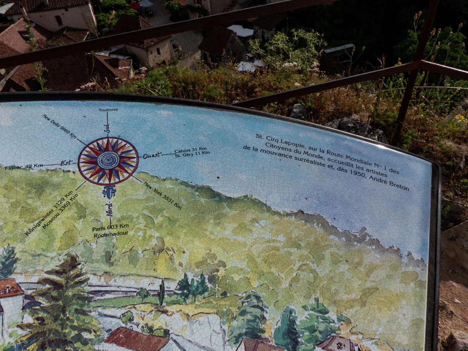 Saint Cirq Lapopie - Week end dans la Vallée du Lot