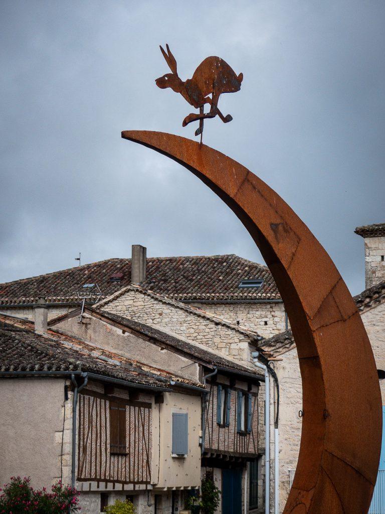 Street art à Castelnau-Montratier