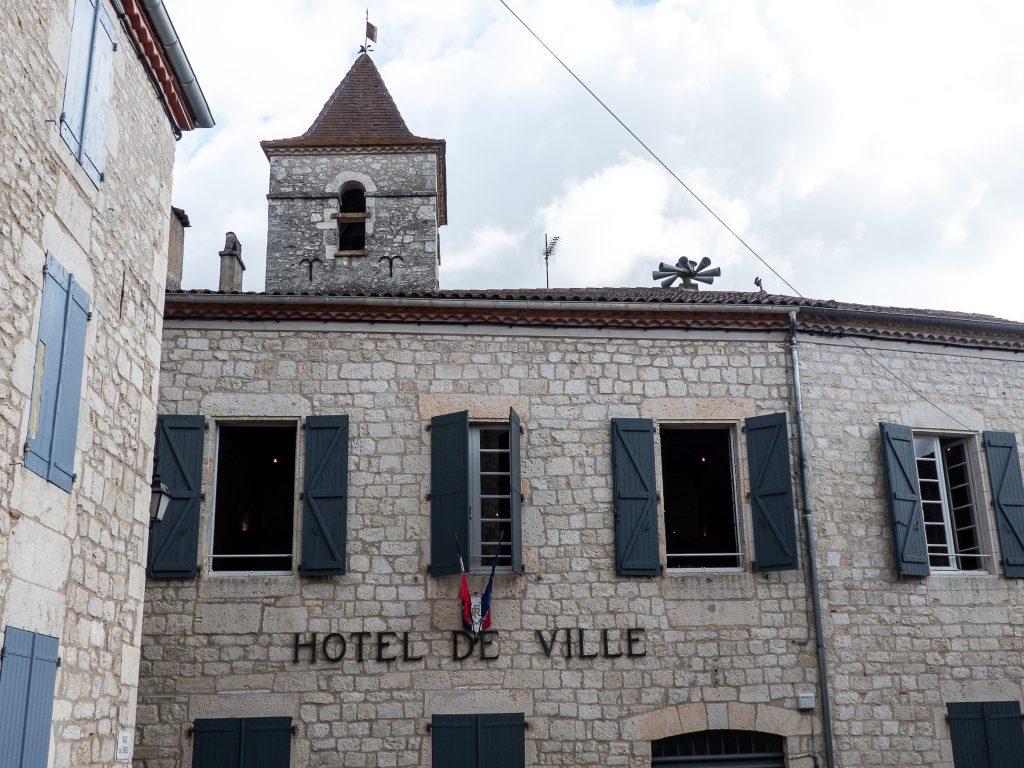 Mairie de Montcuq