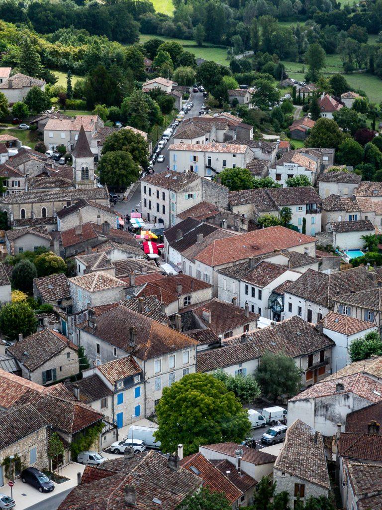 Tour de Montcuq