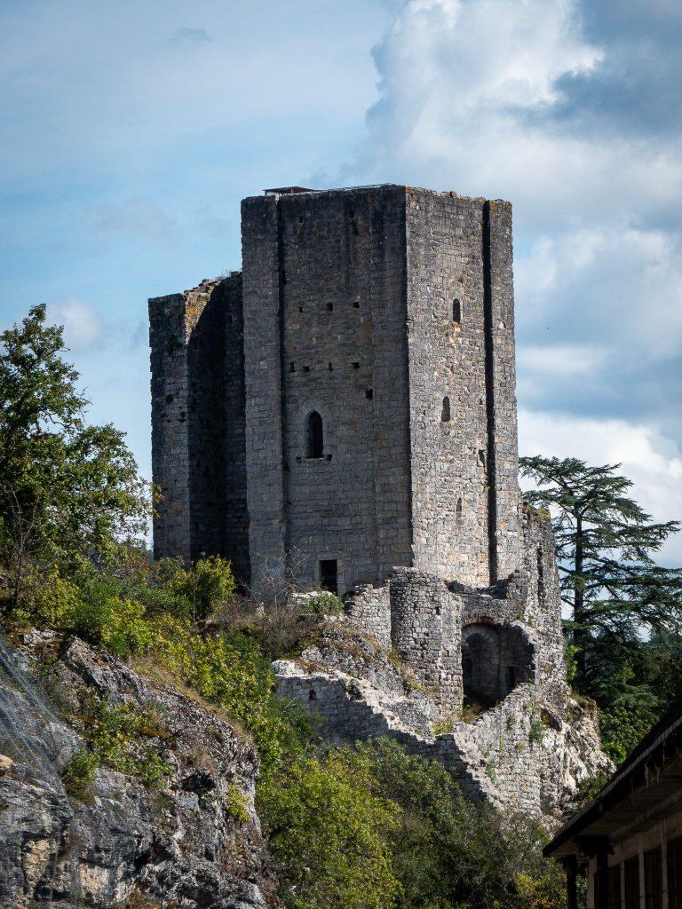 Tour de Luzech - Lot