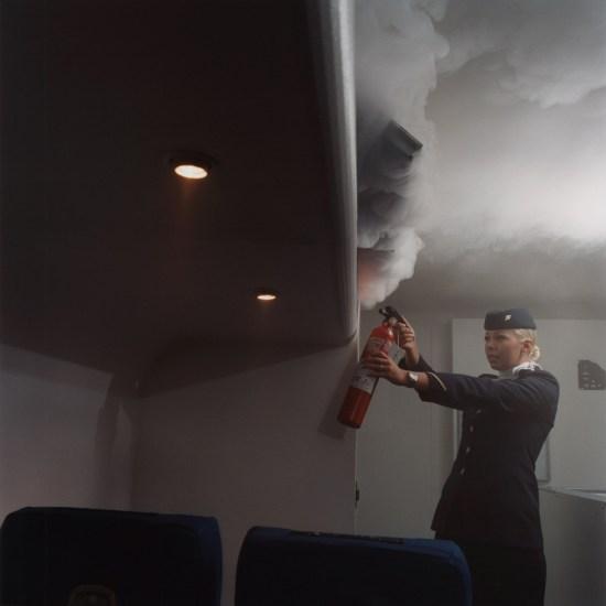 Brian Finke, Unnur, Icelandair