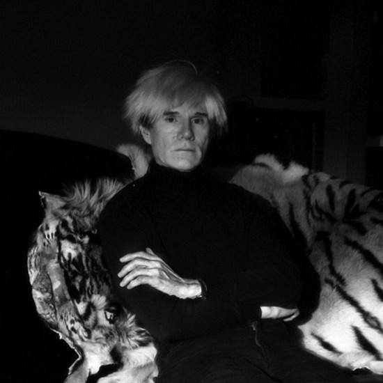Jeannette Montgomery Barron, Andy Warhol