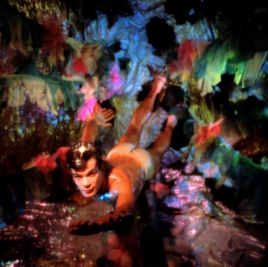 James Bidgood, Pink Flowers, Jay Garvin
