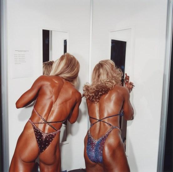 Brian Finke, Untitled (Bodybuilding 25)
