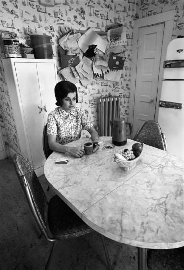 Friend of Barbara's, Kitchen