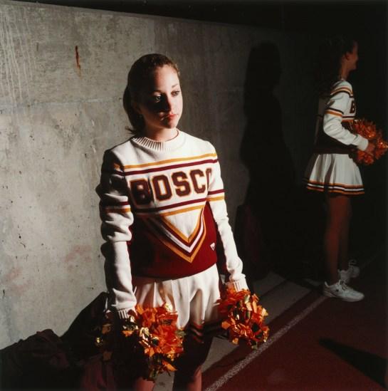 Brian Finke, Untitled (Cheerleading 43)