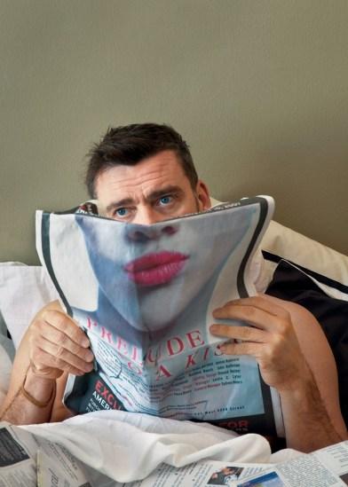 Frank Yamrus, untitled (Kiss)