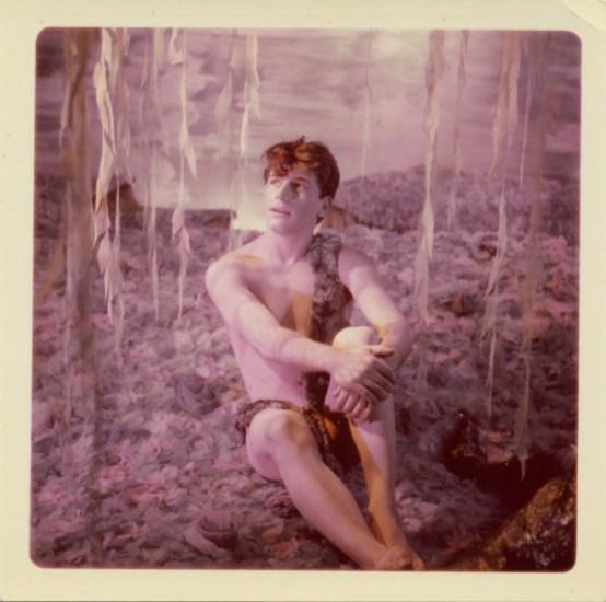 James Bidgood, Sitting Under Willow Tree [033]