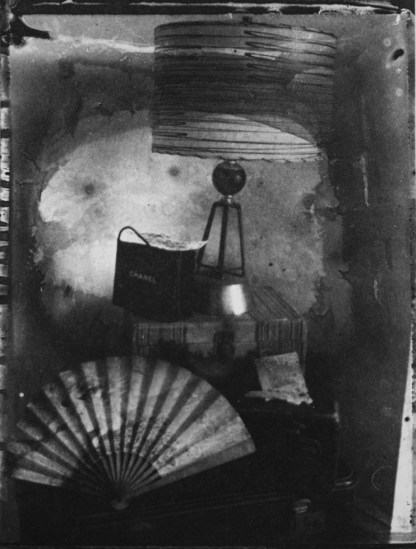 Mark Morrisroe, Untitled (Still Life With Chanel Bag)