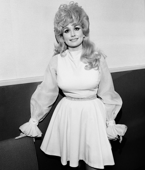 Henry Horenstein, Dolly Parton