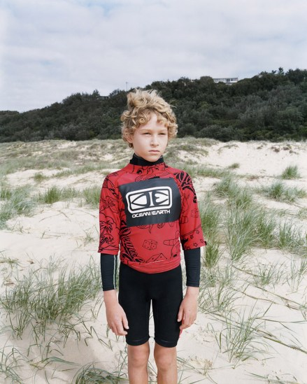 Amy Stein, Young Surfer I, Ulladulla