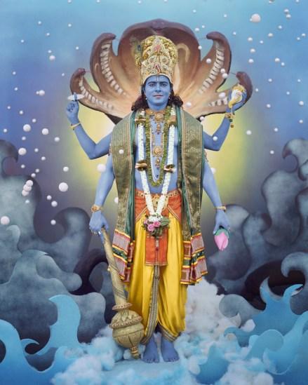 Manjari Sharma, Vishnu