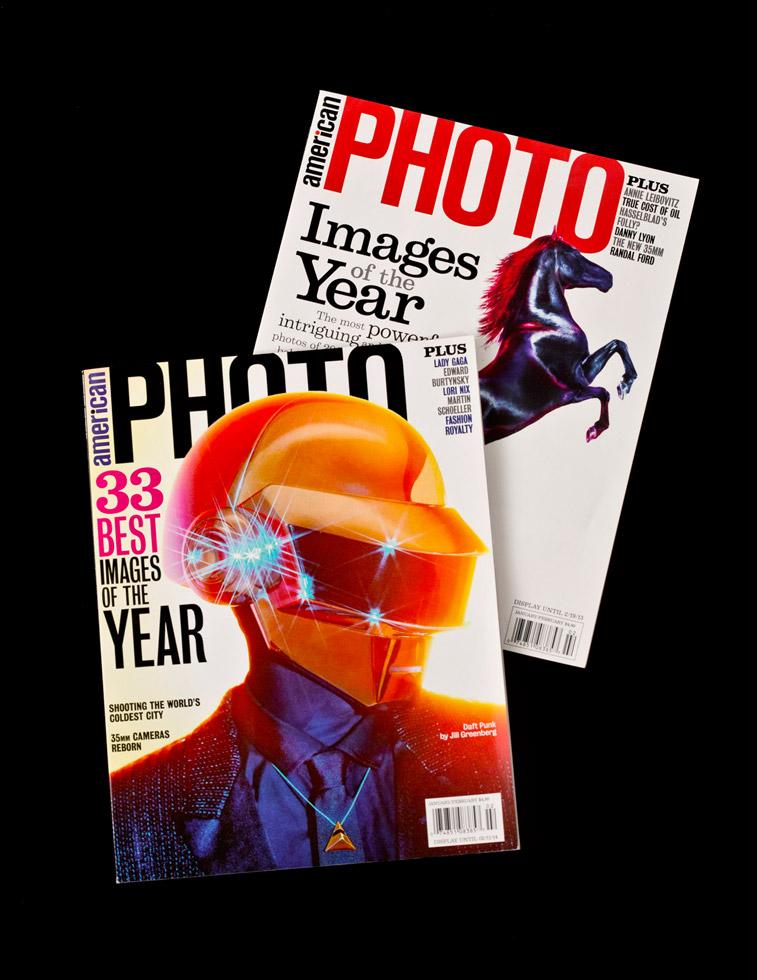 Jill Greenberg, American Photo Magazine covers