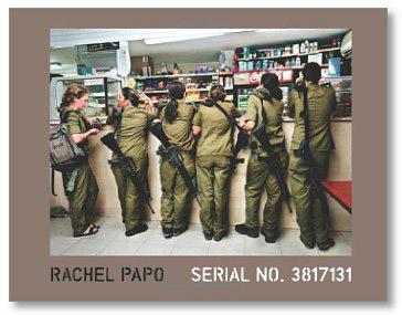 Rachel Papo, Serial No. 3817131