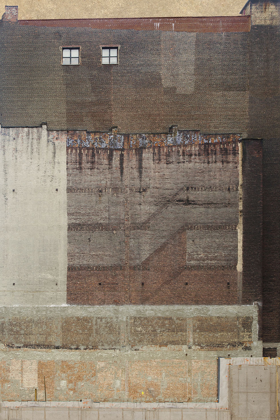 Side of Building, 2013-Marc Yankus