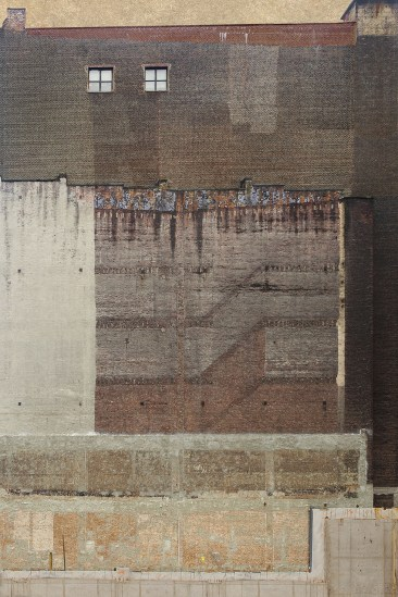 Marc Yankus, Side of Building