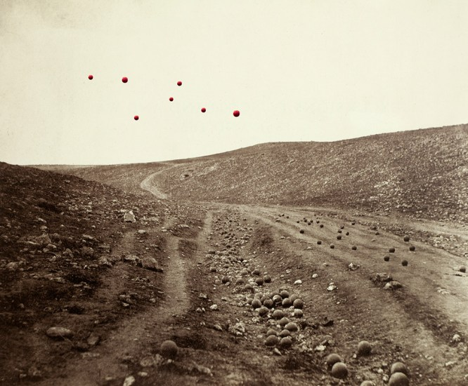 Bill Armstrong, After Roger Fenton