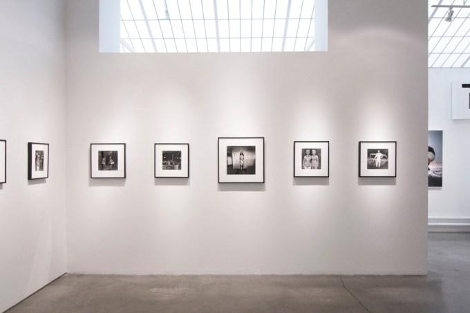 Henry Horenstein, Histories, Installation 3