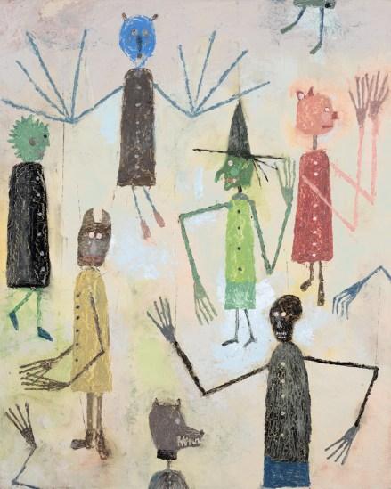 Scott Daniel Ellison, Witch Hazel