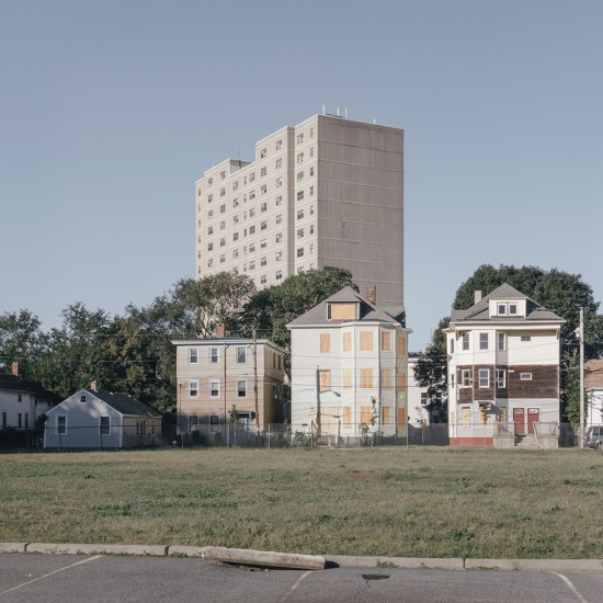 """Peter Nicholson, Untitled (from the series """"What Cheer?""""), Providence, Rhode Island"""