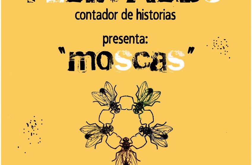 """Viernes 15 de Diciembre. FÉLIX ALBO presenta """"Moscas"""""""