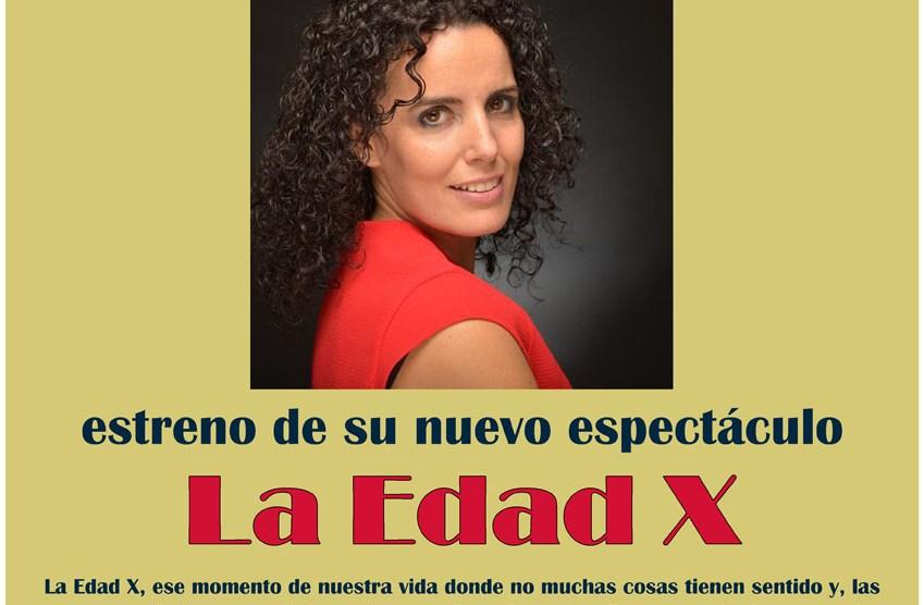 """Sabado 9 de Enero. AINHOA GARCÍA FORCADA """"La Edad X"""""""