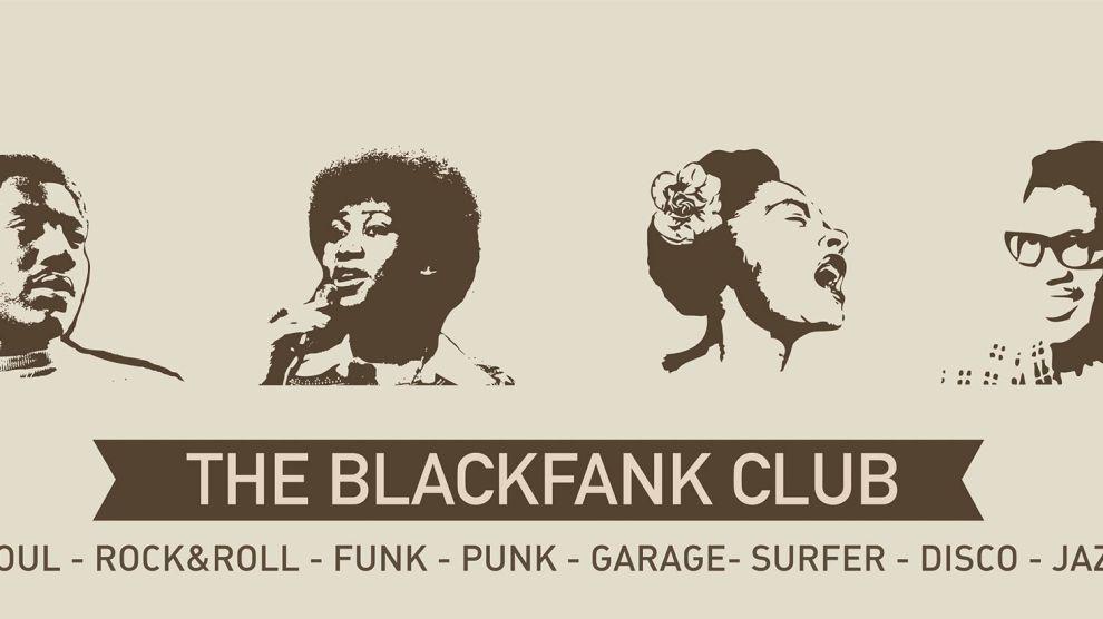 The Blackfank Club. Sábado 19 de Noviembre