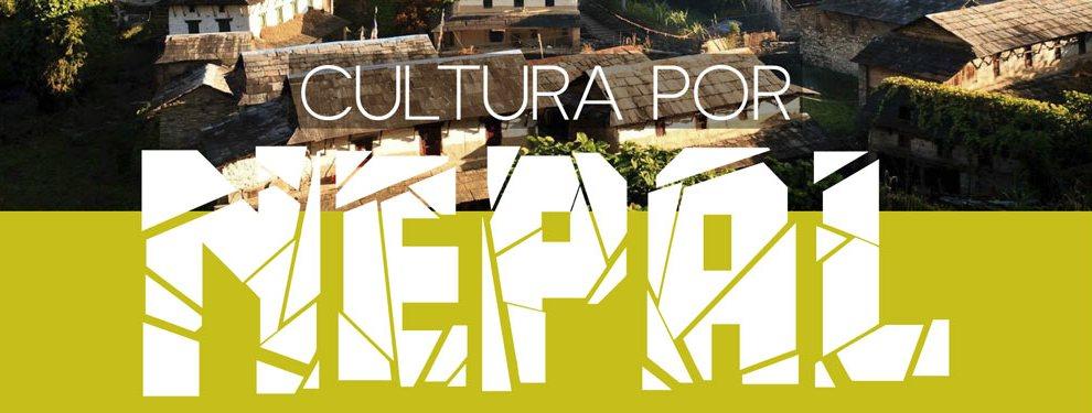 Sábado 20 de Mayo. evento solidario Cultura por nepal. Asociación Dhanyawaad