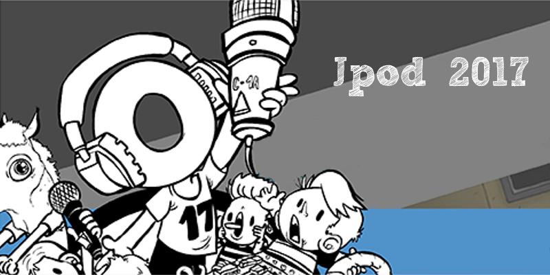 Jornadas nacionales de podcasting JPOD. Viernes 27 de Octubre