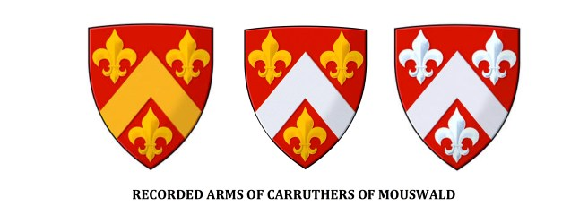ARMS OF CARRUTHERS SETS 3