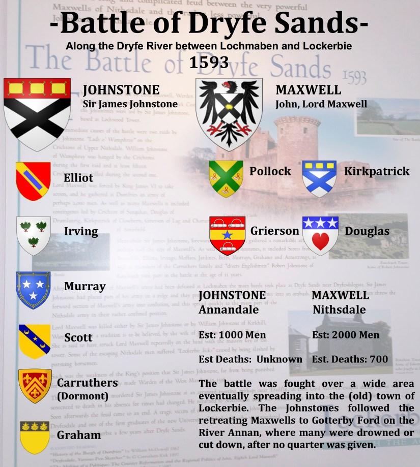 dryfe sands