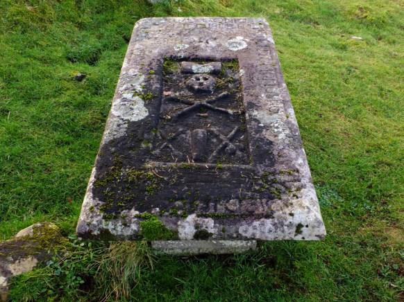 Templar Grave, Isle of Skye