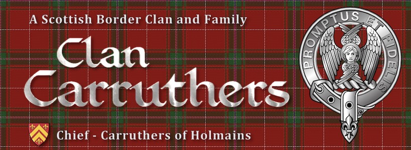 clan carruthers fb banner
