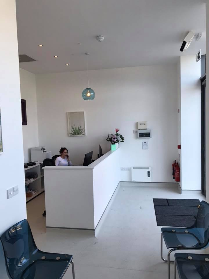 office fit out smithfield plaza dental