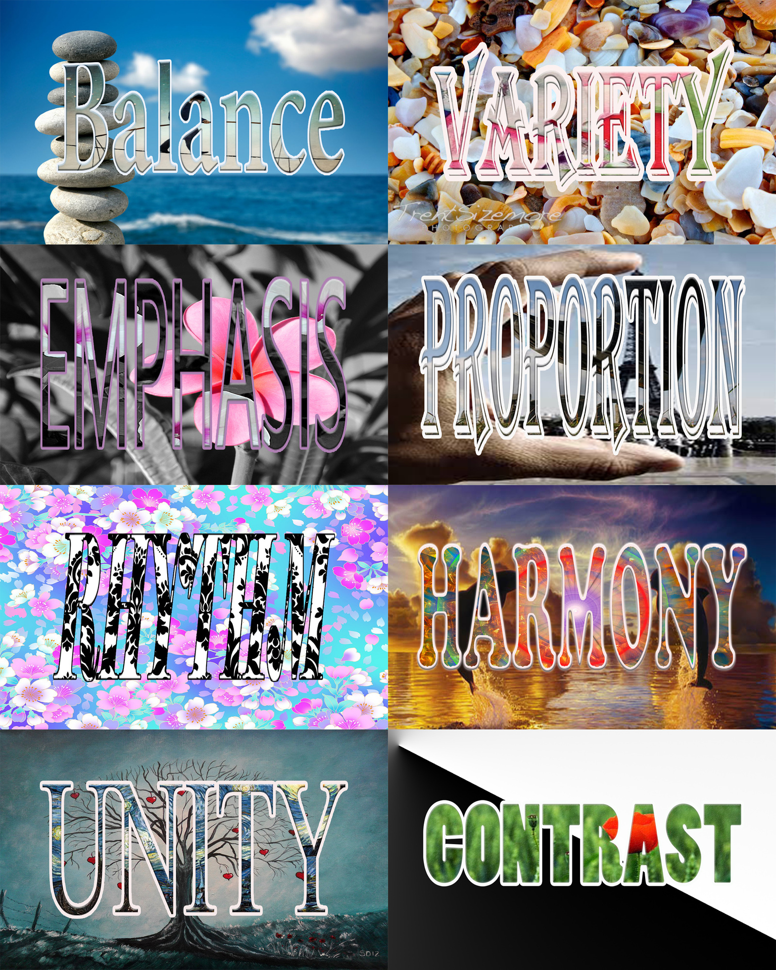 Elements Principles Titles