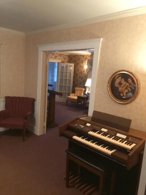 Organ Room