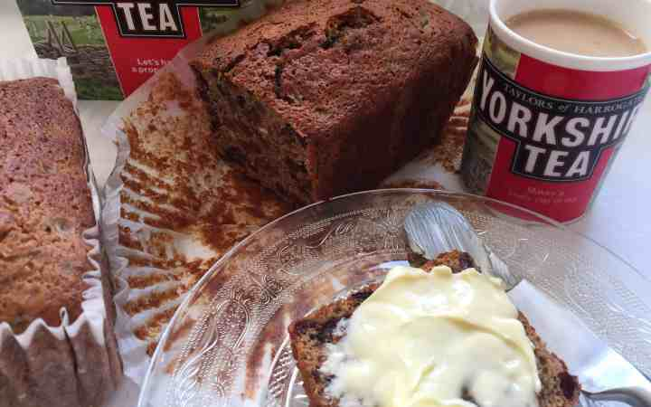 Yorkshire Tea Loaf, cup of yorkshire tea