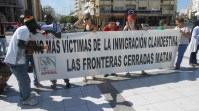 'No more victims of the clandestine immigration, closed borders kill'