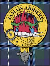 Clan Crest and Tartan
