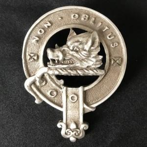 Pewter Cap badge Image